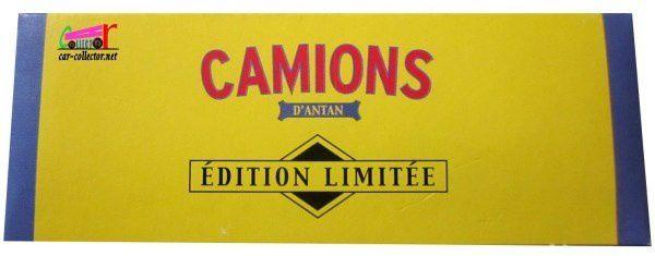 FASCICULE N°37 KARRIER BANTAM BOXBACK HUILES CASTROL 1952 CORGI 1/64 LIMITED