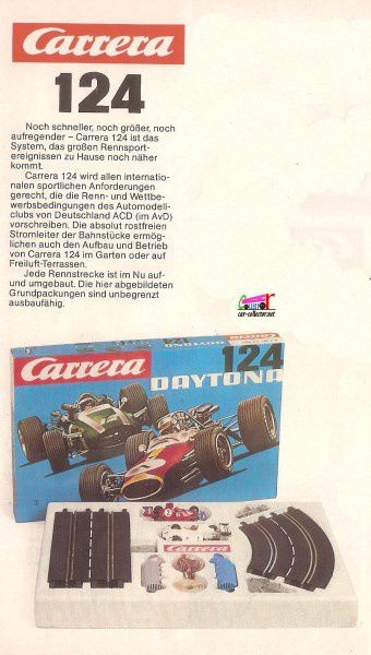CATALOGUE CARRERA ALLEMAND 1979 - DEUTSCH KATALOG CARRERA 1979