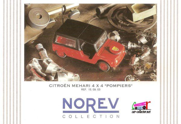 CATALOGUE NOREV 1993