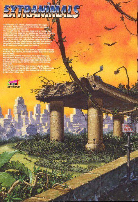 CATALOGUE MAJORETTE 1988