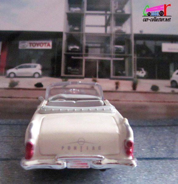 PONTIAC STARCHIEF 1955 NEWRAY 1/43