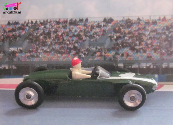 LOTUS F1 1960 REEDITION SOLIDO 1/43