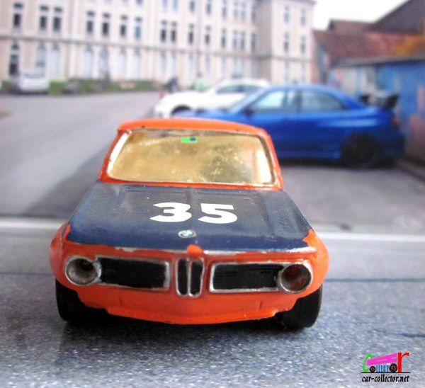 BMW 1600 ALPINA TRANS AM 1967 STARTER 1/43