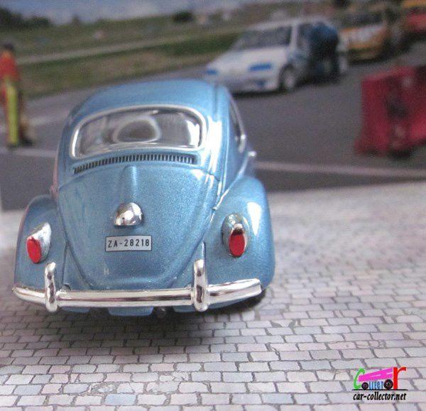 FASCICULE N°15 VOLKSWAGEN BEETLE 1960 - #VW COX - NUESTROS QUERIDOS COCHES