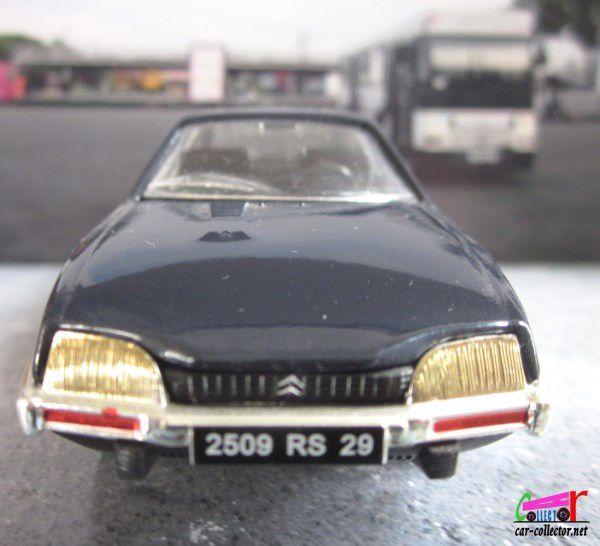 FASCICULE N°8 CITROEN CX 2200 1977 NOREV 1/43