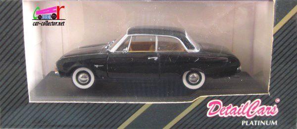 FORD TAUNUS BADEW 1960 DETAILCARS 1/43