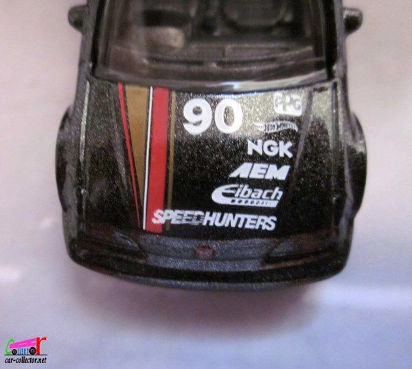 90 HONDA CIVIC EF HOT WHEELS 1/64