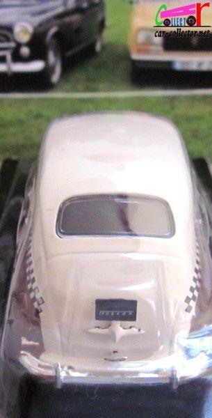 FASCICULE N°5 VOLGA GAZ M20 VICTOIRE 1952 TAXI URSS 1/43 - Газ М20 Победа Такси Автомобиль на службе N 5