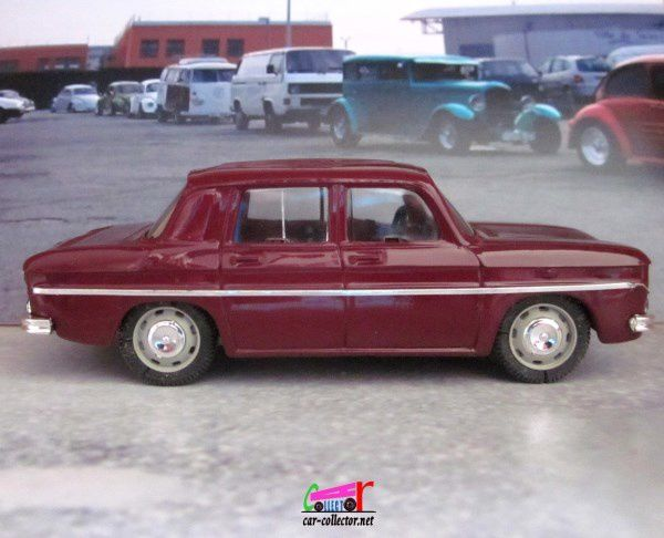 renault 8 major 1964 norev 1 43 r8 major car. Black Bedroom Furniture Sets. Home Design Ideas