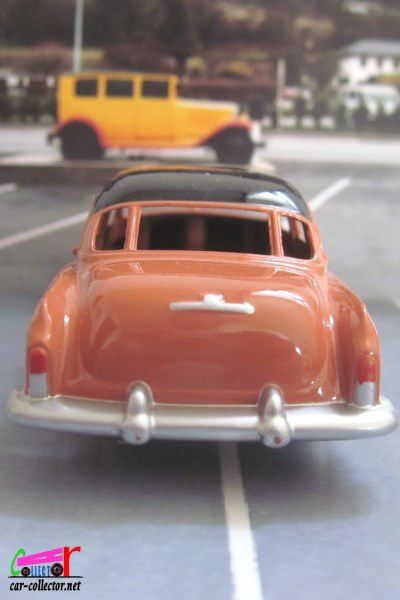 FASCICULE N°4 BUICK ROADMASTER DINKY TOYS 1/43 REPRODUCTION ATLAS