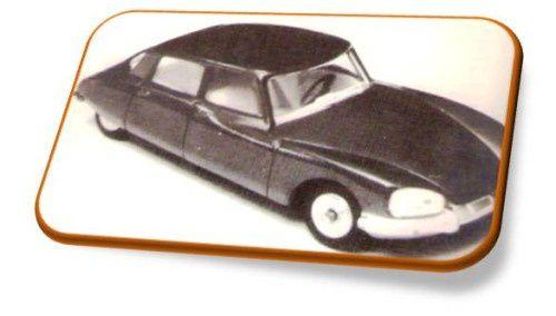 La DS nouvel avant a aussi été produite par Dinky, mais Dinky Spain, de 1976 à 1978.