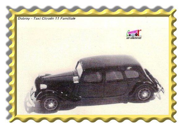 DOCUMENT: LES TAXIS CITROEN