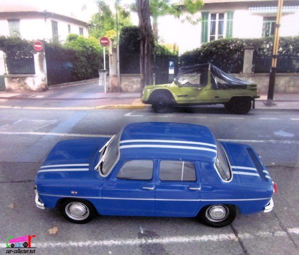Fascicule N 176 1 Renault 8 1300 R1135 Gordini 1966 Eligor 1 43 Car Collector Net