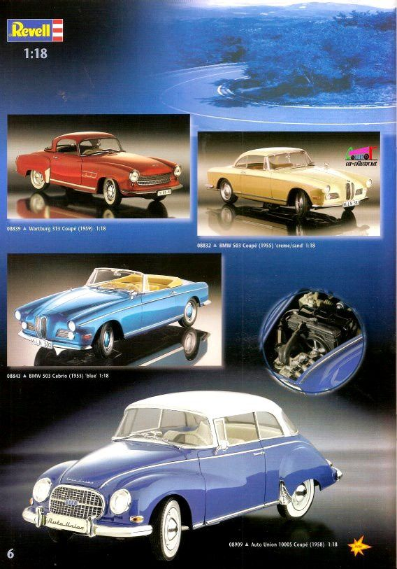 CATALOGUE REVELL 2006