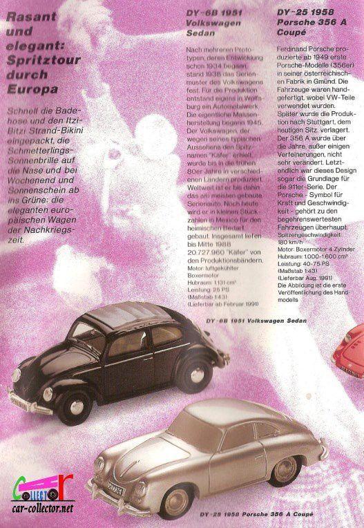 CATALOGUE DINKY MATCHBOX 1991