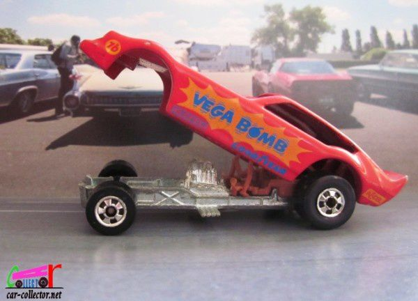 VEGA BOMB HOT WHEELS 1/64