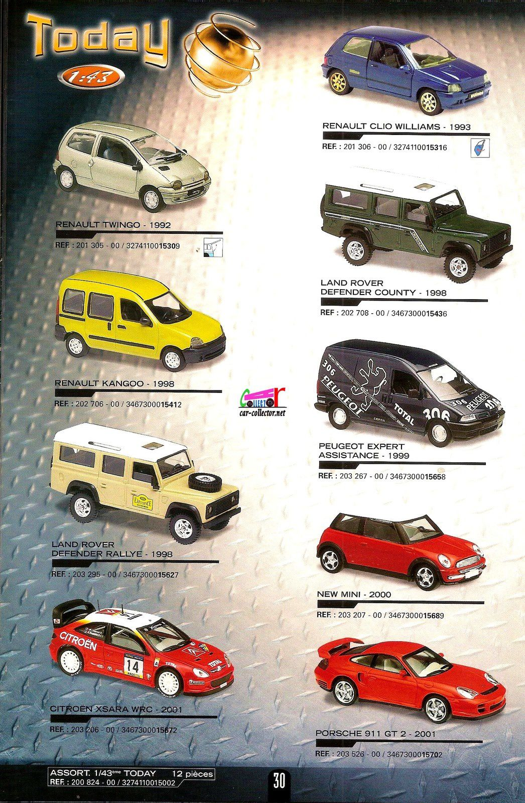 CATALOGUE SOLIDO 2003