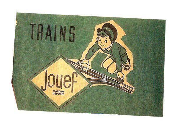 TRAINS JOUEF 1949 - 1961: LES PREMIERS COFFRETS EN HO