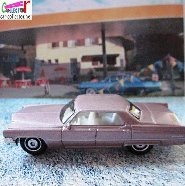 CADILLAC SEDAN DEVILLE 1969 1/75 MATCHBOX