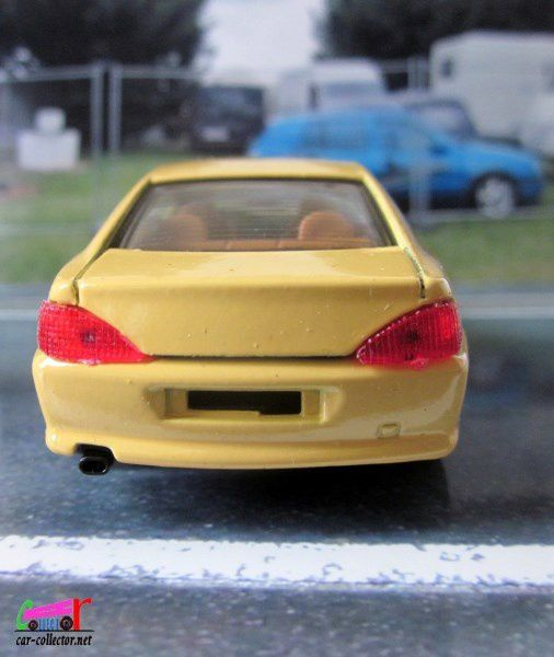 PEUGEOT 406 COUPE 1999 SOLIDO 1/43