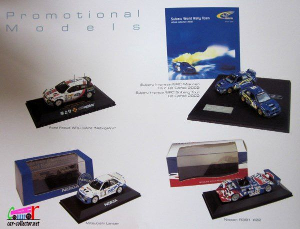 CATALOGUE IXO 2003