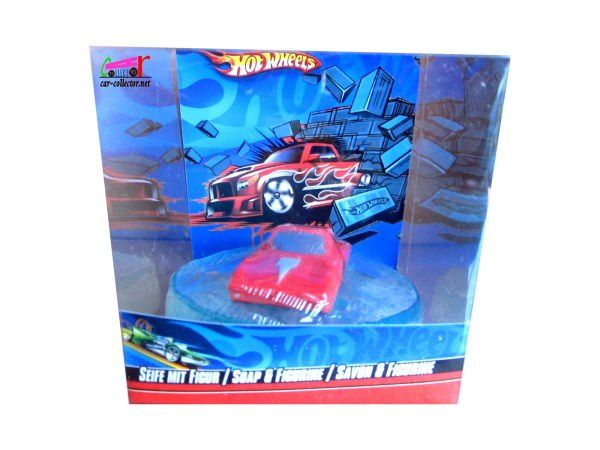 SAVON FLOTTANT CHEVROLET CORVETTE STINGRAY HOT WHEELS