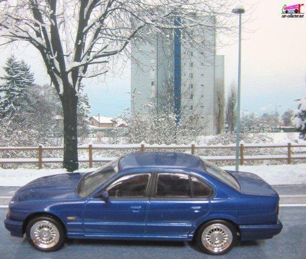 FASCICULE N°36 BMW M5 1985 UNIVERSAL HOBBIES 1/43 DEL PRADO