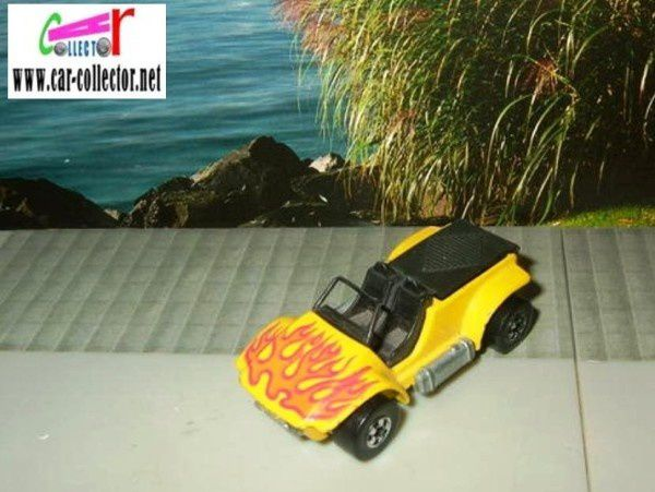 SAND DRIFTER HOT WHEELS 1/64 AVEC LOGO BP