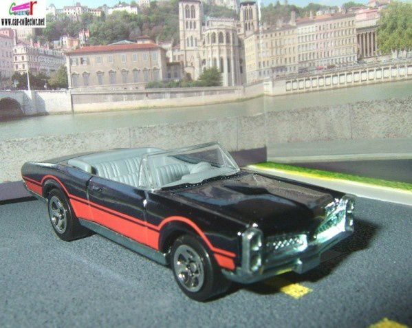 Thank for hot wheels 67 pontiac gto convertible