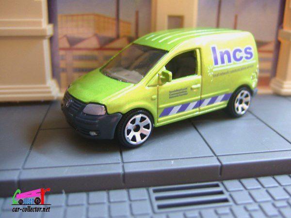 VW DELIVERY VAN MATCHBOX MB741 INCS