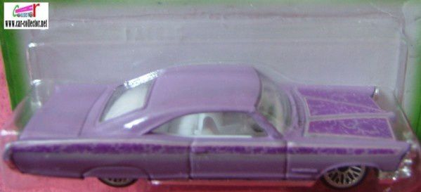 '65 PONTIAC BONNEVILLE HOT WHEELS 1/64