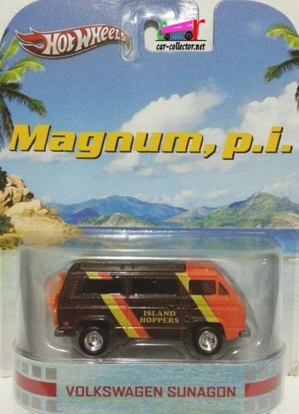 Sunagon Volkswagen T3 Hot Wheels 1 64 Vw Combi T3