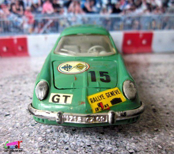 RENAULT ALPINE A110 1300 RALLYE GENEVE 1964 NOREV 1/43