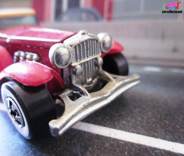 31 DOOZIE DUESENBERG MODEL J 1931 HOT WHEELS 1/64 VIEILLE VOITURE