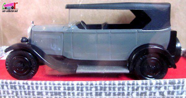 CITROEN C4 III TORPEDO 1930 DUBRAY 1/43