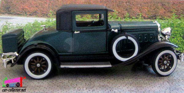 HUDSON 1930 SIGNATURE 1/32