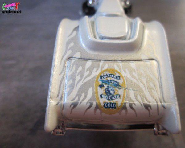 BOSS HOSS MOTORCYCLE HOT WHEELS 1/64