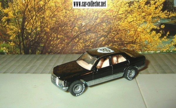 MERCEDES 380 SEL HOT WHEELS 1/64