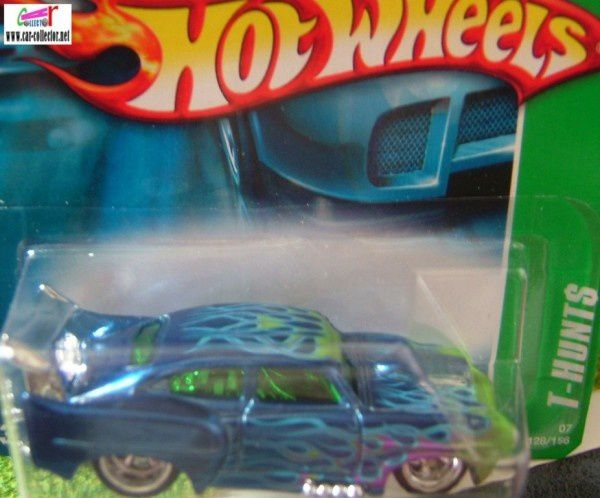 JADED KAISER HENRI J HOT WHEELS 1/64