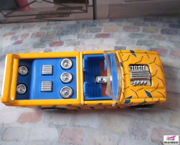 MINI TRUCK PICK-UP HOT WHEELS 1/64