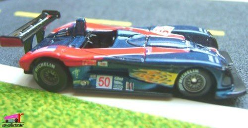 PANOZ LMP-1 ROADSTER S HOT WHEELS 1/64