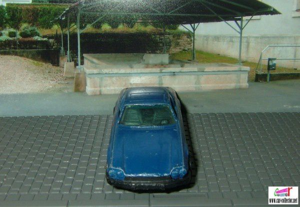 JAGUAR XJ-S HOT WHEELS 1/64