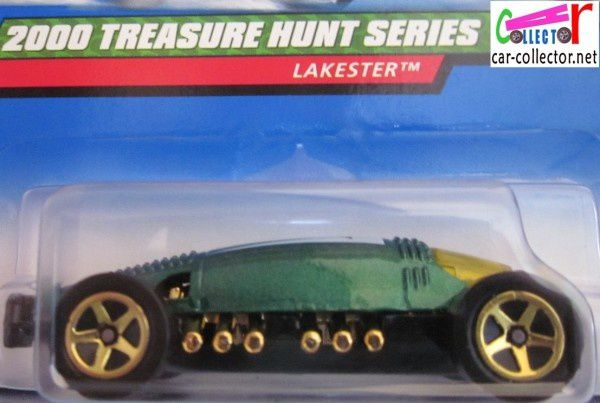 LAKESTER HOT WHEELS 1/64