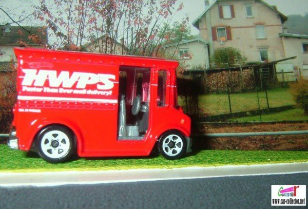 BREAD BOX HOT WHEELS 1/64 HWPS DELIVERY