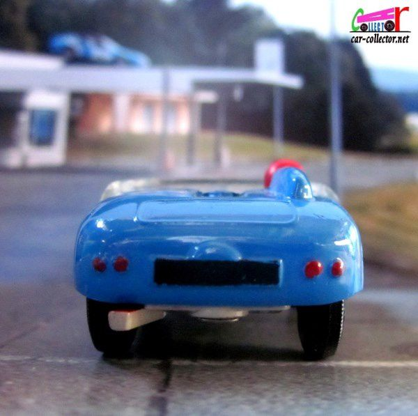 DB PANHARD HBR4 LE MANS SOLIDO 1/43
