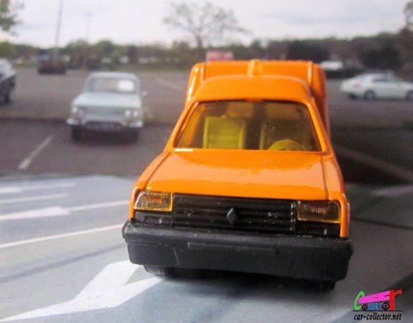 RENAULT 5 EXPRESS DDE DIRECTION DEPARTEMENTALE DE L'EQUIPEMENT SOLIDO 1/43