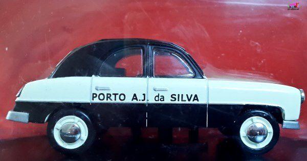 FASCICULE N°14 CITROEN 2CV ANTEM PORTO  A.J DA SILVA