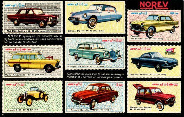 CATALOGUE NOREV 1968