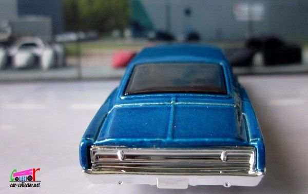 MERCURY CYCLONE 1969 HOT WHEELS 1/64