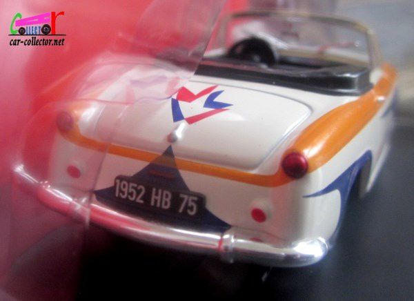 FASCICULE N°18 SIMCA WEEK END BUTAGAZ IXO 1/43